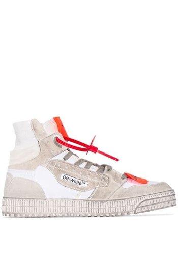 OFF-WHITE court sneaker off white no color