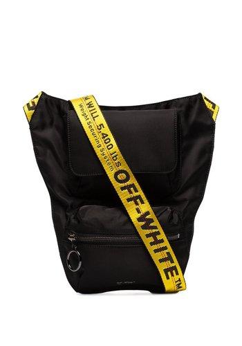 OFF-WHITE bodybag black no color