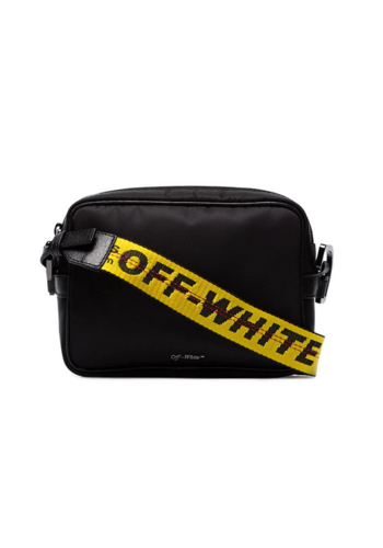 OFF-WHITE crossbody black no color
