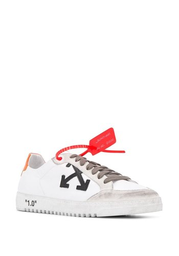 OFF-WHITE 2.0 sneaker white orange