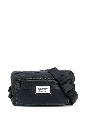 MAISON MARGIELA crossbody bag black