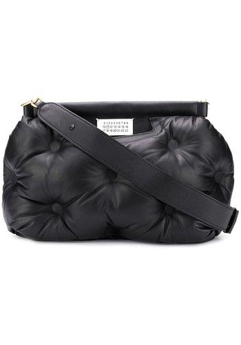 MAISON MARGIELA glam slam bag black medium