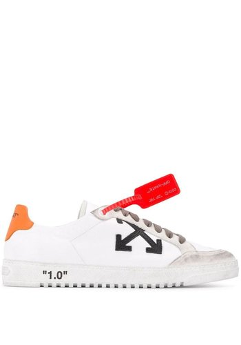 OFF-WHITE 2.0 sneaker white orange