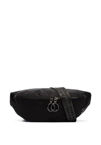 OFF-WHITE nylon fanny pack black no color