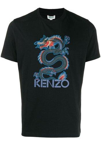 KENZO dragon t-shirt black