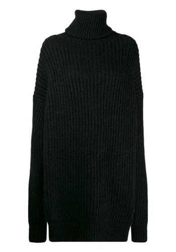 MAISON MARGIELA mohair open back jumper