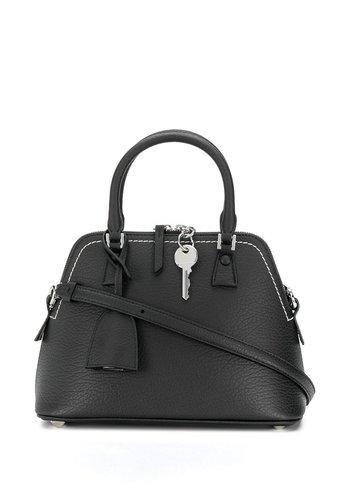MAISON MARGIELA 5AC black tote bag
