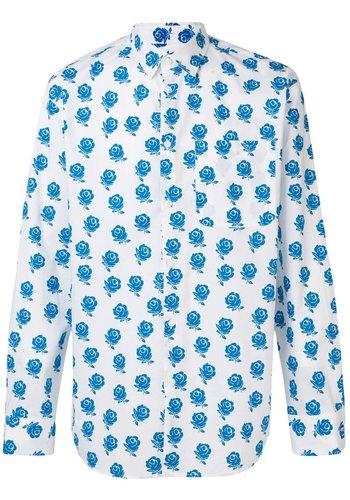 KENZO roses shirt