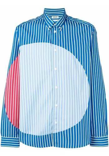 KENZO shirt blue striped