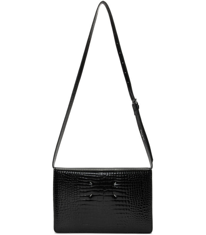 SLINGBAG BLACK CROC