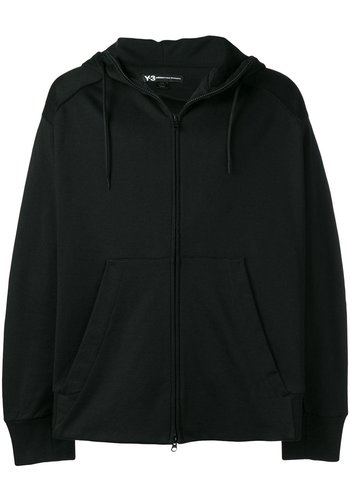 Y-3 signature graphic hoodie