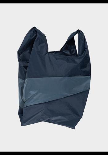 SUSAN BIJL shoppingbag tornado & fog L