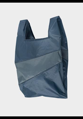 SUSAN BIJL shoppingbag fog & smoke L