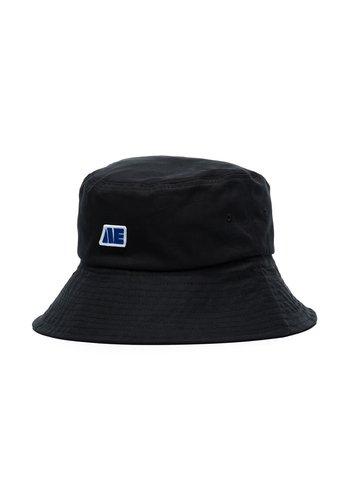 ADER ERROR seasonal embroidary bucket hat black