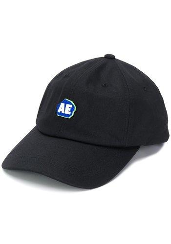 ADER ERROR stone logo cap black