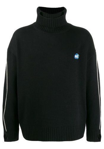 ADER ERROR dumb knit black