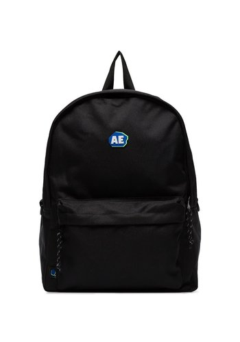 ADER ERROR stone logo backpack