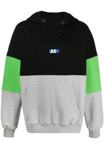 ADER ERROR hoodie yellow green