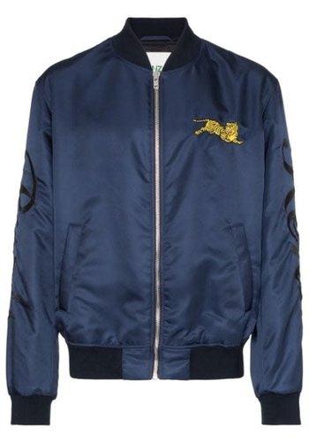 KENZO bomber jacket navy blue