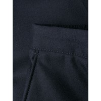 STRAIGHT TROUSERS MIDNIGHT BLUE