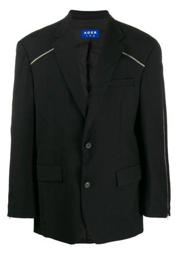 ADER ERROR zip jacket black