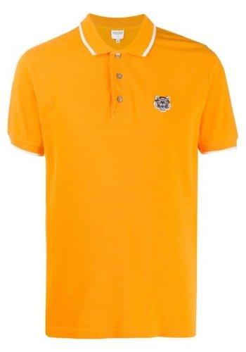KENZO tiger polo marigold