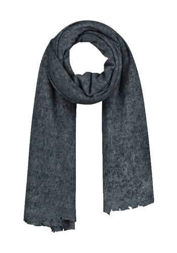SO GOOD TO WEAR aberdeen felted scarf spray dye storm