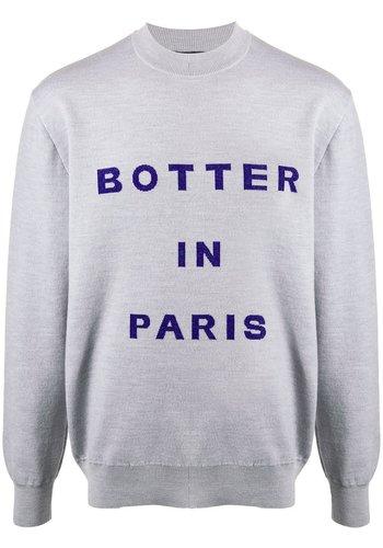 BOTTER jacquard botter knit