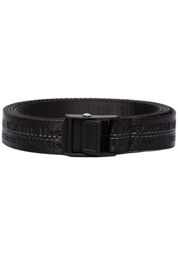 OFF-WHITE carryov mini industrial belt black no color