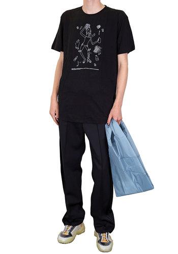 MEGUSTA COLLABS megusta x niels bosma - josephine t-shirt