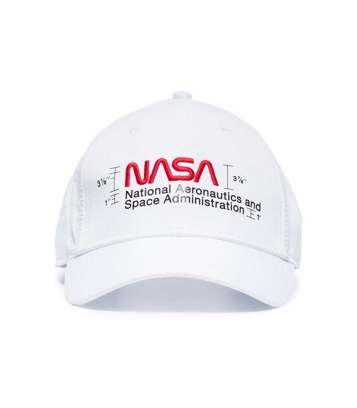 NASA CAP WHITE MULTICOLOR