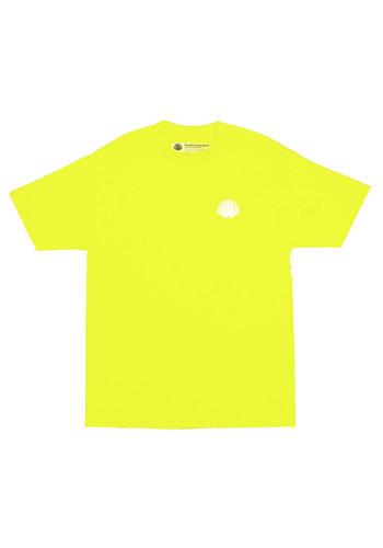 NEW AMSTERDAM SURFASSOCIATION logo neon tee