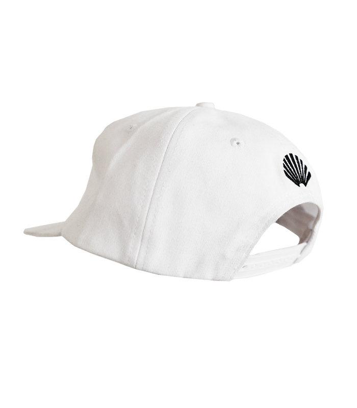 LOGO CAP WHITE