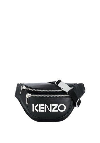 KENZO leather bumbag