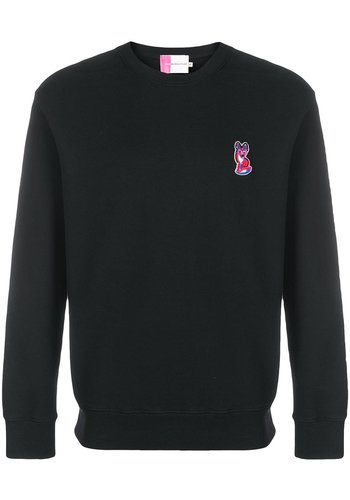 ACIDE MAISON KITSUNÉ sweatshirt acide fox patch