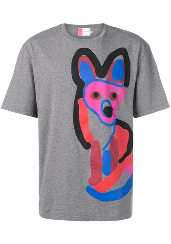 ACIDE MAISON KITSUNÉ t-shirt acide fox print