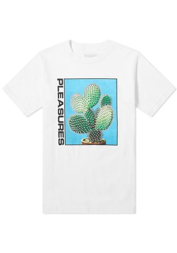 PLEASURES spike t-shirt black