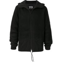 PUNCHED KNIT-NYL HOOD. J