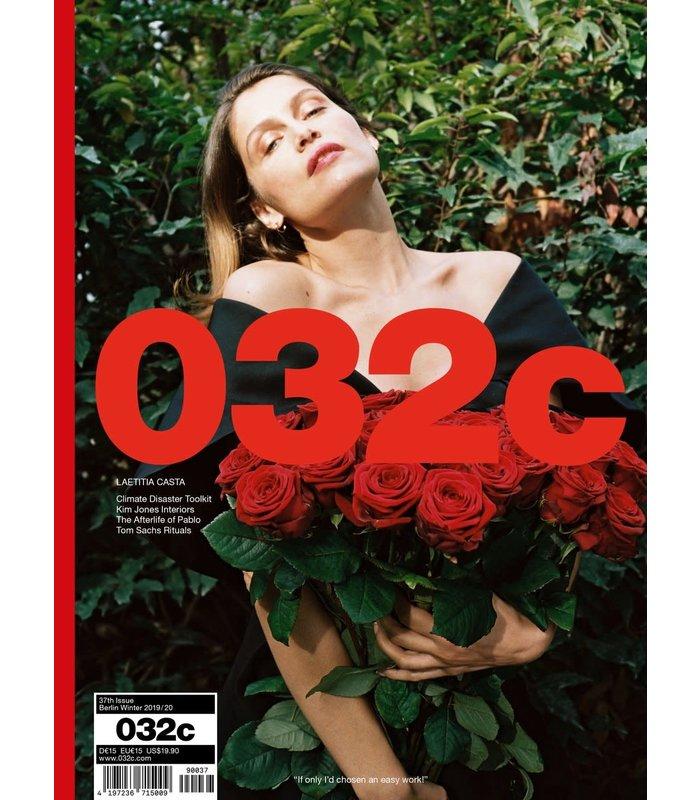 Issue #37 - Laeticia Casta