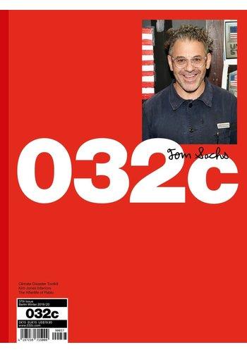 032C Issue #37 - John Sachs