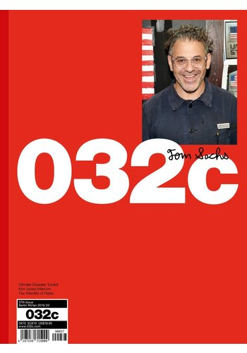 032C Issue #37 - Tom Sachs