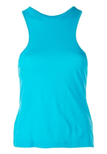 UNRAVEL PROJECT ljersey racer tank vivid blue
