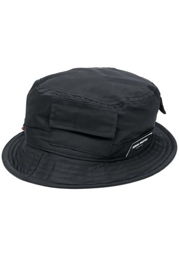 HERON PRESTON bucket hat black no color