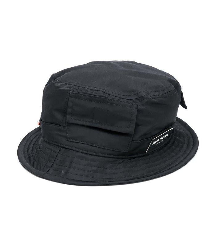 BUCKET HAT BLACK NO COLOR