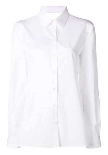 MAISON MARGIELA cut off sleeves white