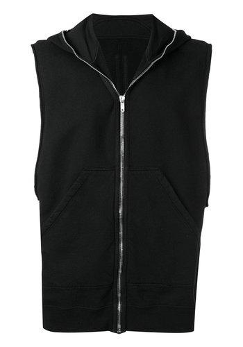 RICK OWENS DRKSHDW sl gimp hoodie black