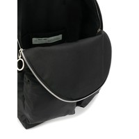 AIRPORT TAPE BACKPACK BLACK MULTICOLOR
