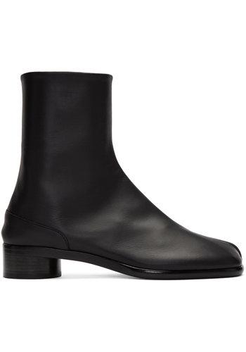 MAISON MARGIELA tabi boots black