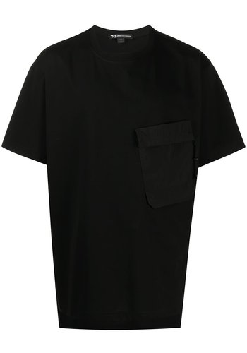 Y-3 travel short sleeve tee