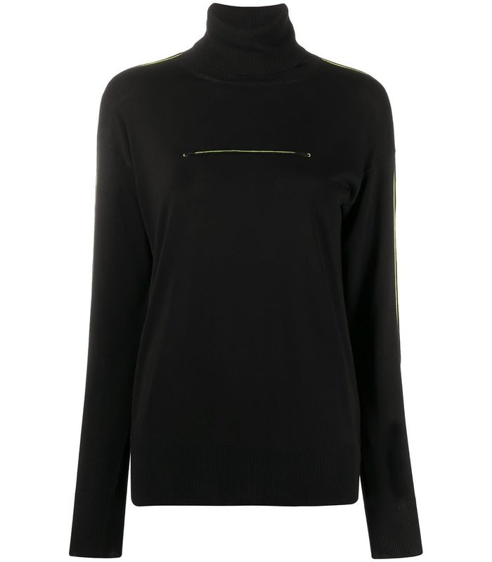 TURTLENECK BLACK NEON